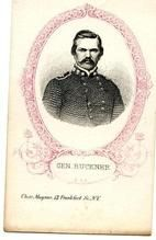 95x111.3 - General Buckner C. S. A., Civil War Portraits from Winterthur's Magnus Collection